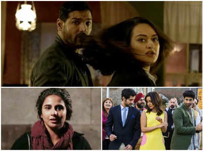Kahaani 2, Tum Bin 2 and Force 2: Bollywood loves its sequels and how!