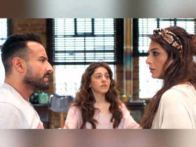 Jawaani Jaaneman movie review: This Saif Ali Khan, Alaya F and Tabu-starrer does not have a dull moment