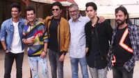 Chhichhore: Sushant Singh Rajput, Varun Sharma promote their upcoming movie