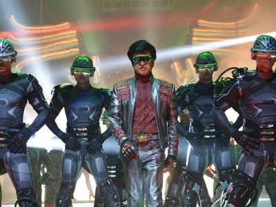2.0 box office collection Day 4: Rajinikanth, Akshay Kumar-starrer all set to enter Rs 100-crore club