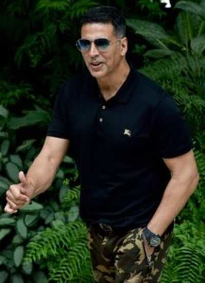 """I have always run away from labels,"" says Gold actor Akshay Kumar"