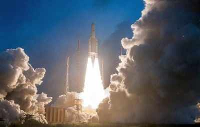 India's heaviest communication satellite GSAT-11 launched successfully from French Guiana