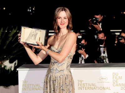 At the Cannes Film Festival 2021