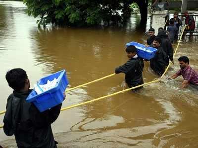 Milk supply to Mumbai affected as heavy rains lash Western Maharashtra; milk supply down by 13 lakh litres