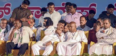 Karnataka byelections: Karnataka readies for 5 by-elections on Saturday