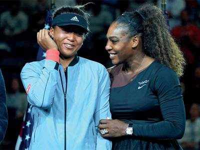 Dream and nightmare for US Open winner Naomi Osaka