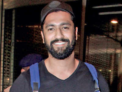 Vicky Kaushal injures his arm while shooting in Serbia