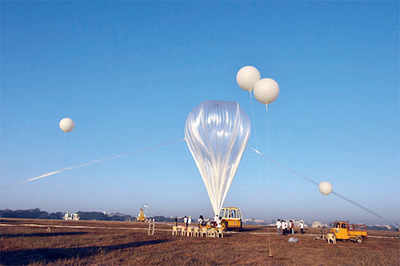 Using TIFR balloon, a Singapore firm plans to send manned mission to space