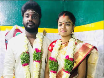 Hyderabad woman marries Dalit, father chops off her hand