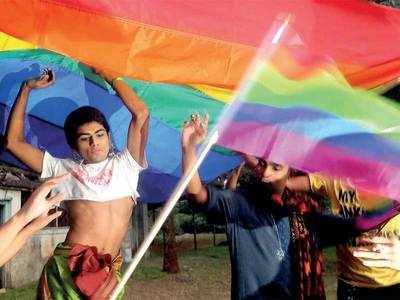 As Supreme Court partially decriminalises Section 377, activists celebrate the colours of freedom