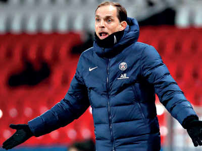 PSG confirms firing of coach Tuchel