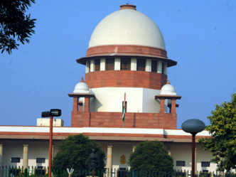 CJI, SC judges in 20-minute huddle after VP rejects CJI removal notice