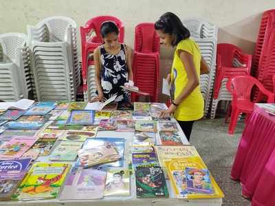 Book exchange initiative at Sion school aims to foster love of reading