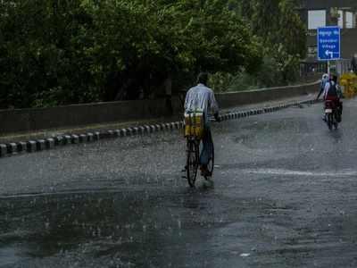 Dust and hail storm, heavy rains lash Delhi-NCR