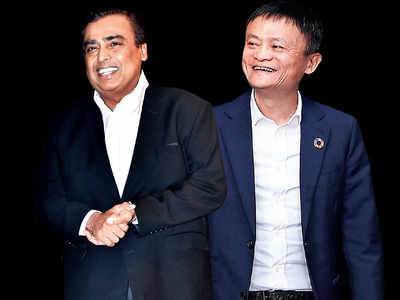 Ambani loses Asia's richest crown to Ma