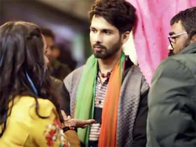 Shahid Kapoor, Shraddha Kapoor-starrer Batti Gul Meter Chalu runs into trouble over payment issues