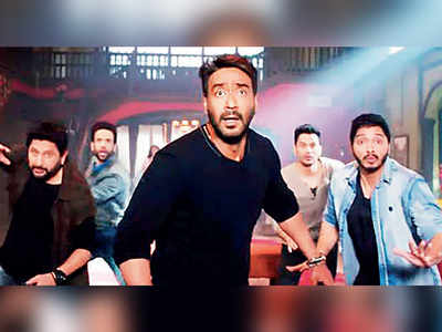 Ajay Devgn and his Golmaal squad to get animated for a TV show