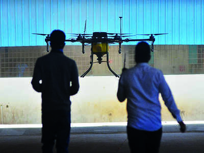 Drone highways are almost here