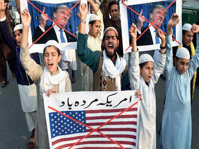US to cancel $300mn in military aid to Pakistan