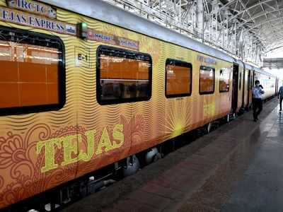 IRCTC cancels Mumbai-Ahmedabad Tejas train services due to low occupancy