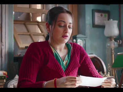 Khandaani Shafakhana movie review: Sonakshi Sinha's film initiates a dialogue around sex-related concerns