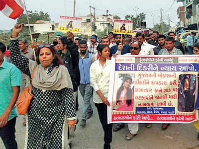Modasa rape-murder: 3 of 4 accused arrested