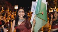 Vaishali Sagar makes India proud, wins the world's biggest folk dance competition