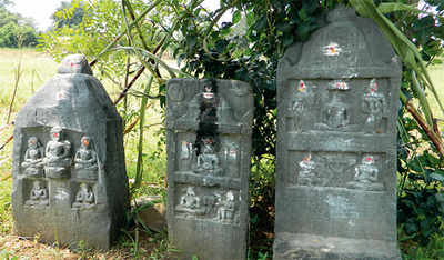 Jain tablets reveal family Sallekhana