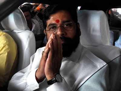 Maharashtra Minister Eknath Shinde tests positive for COVID-19