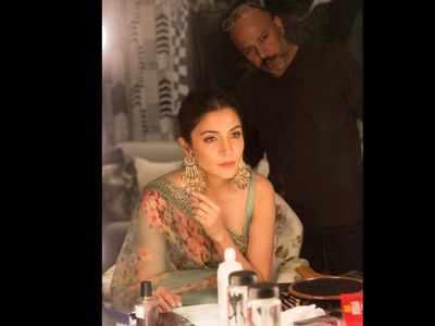 Bollywood make-up artist Subbu passes away; Anushka Sharma pens a heartfelt post