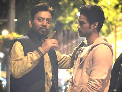Irrfan Khan's son shares a picture of the late actor: 'Still feel like you've gone for a long shoot'