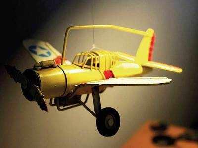 PLAN AHEAD: Aeromodelling basics