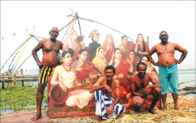 The big fat Indian art show