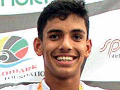 Aryan picks fifth gold in Jr National to end on a high
