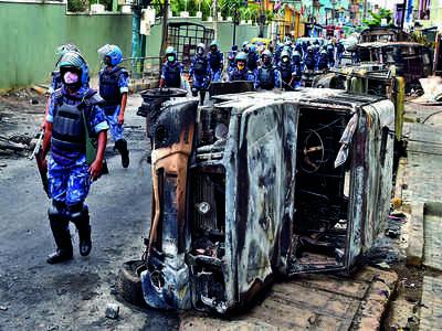 Bengaluru violence: 'Ban' looms over SDPI
