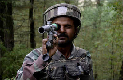 Anti militancy operation in Lolab Valley enters 8th day