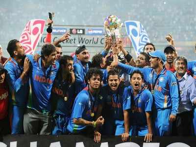 Photos: Throwback Thursday with memories of India's 2011 World Cup win