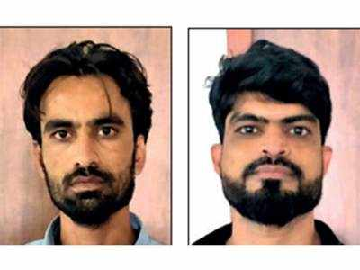 ATS arrests two with drugs worth Rs 38 lakh