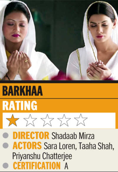 Film review: Barkhaa