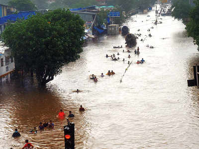 1,500 evacuated from Kurla, Marol as Mithi river crossed the danger mark
