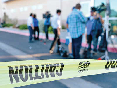 Four killed, two injured in California shooting
