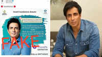 Sonu Sood warns public of frauds using his name to dupe people's money