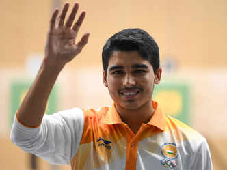 Farmer's son Chaudhary shoots Asiad gold on senior debut at 16