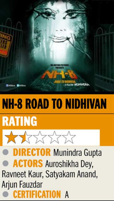 Film review: NH-8 Road To Nidhivan