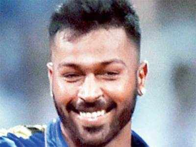 Hardik Pandya pays half fine to BCCI as he is confused over the rest