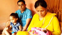 Railways TTE helps woman deliver baby on moving train