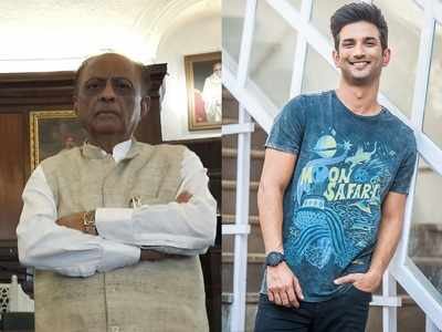 Majeed Memon's comment on Sushant Singh Rajput triggers row; NCP says not party view