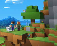 You can now play Minecraft on your browser for free