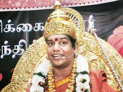 Nithyananda's Kailaasa is only a clever diversion to all serious charges against him?