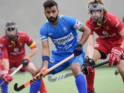 We are on track to make our country proud in Tokyo': Hockey captains Manpreet Singh and Rani